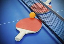 محرومیت تعلیقی برای متخلفان مسابقات انتخابی تیم ملی تنیس روی میز
