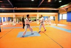 برگزاری اردوی تیم ملی کاراته برای حضور در لیگ سری آ شیلی