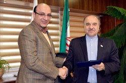 علی نژاد رئیس شورای مرکزی ستاد مبارزه با دوپینگ شد