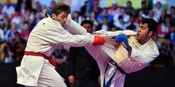صعود علیپور، پورشیب و گنج زاده به فینال لیگ جهانی کاراته شیلی