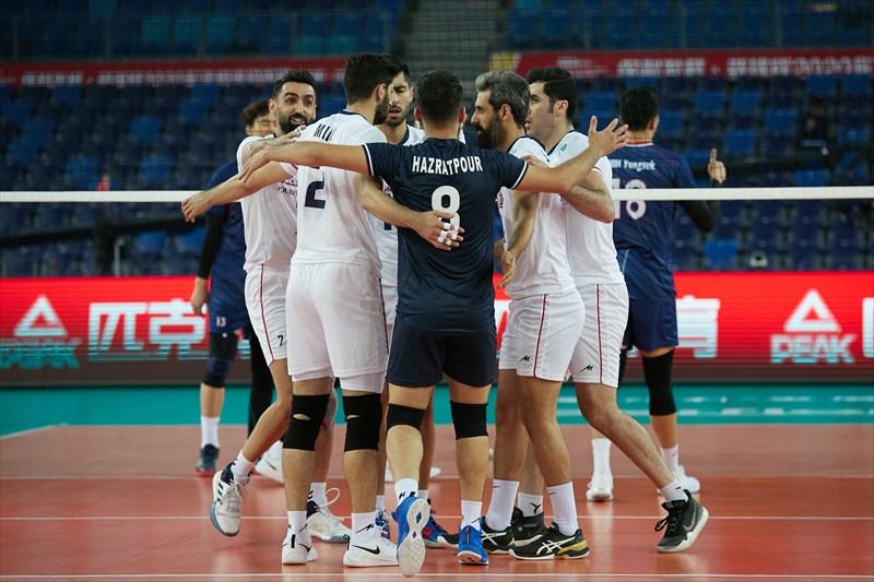 یک گام تا المپیک توکیو؛ ایران با شکست کره فینالیست شد