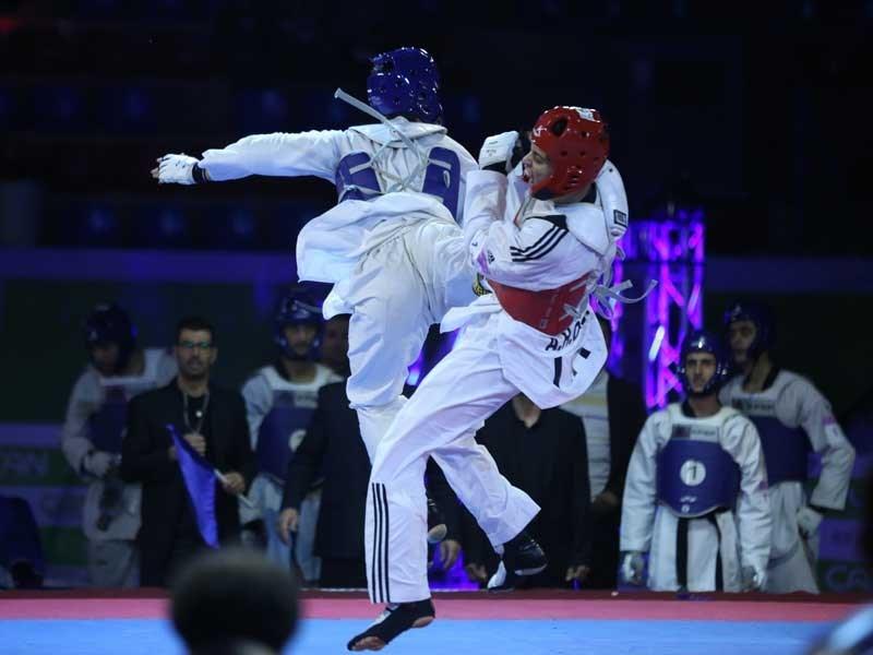 رشته میکس تکواندو به المپیک 2022 اضافه شد
