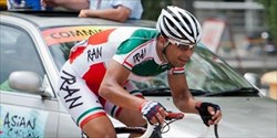 محرومیت کاپیتان تیم ملی دوچرخه سواری
