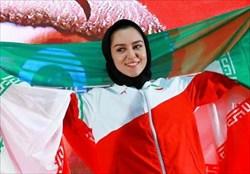 تاریخ سازی فرزانه فصیحی در  دوومیدانی ایران