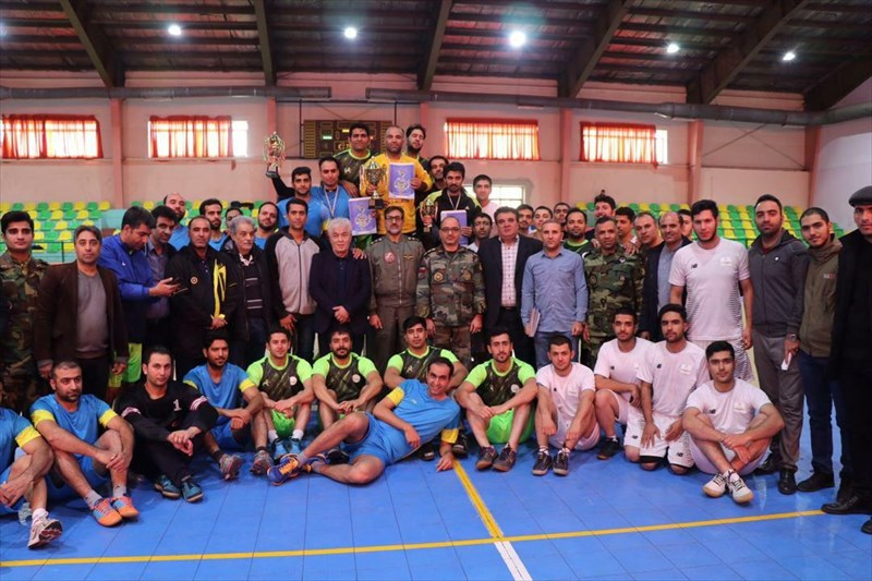 مسابقات هندبال قهرمانی آجا