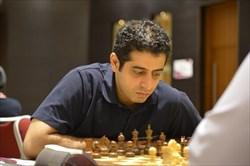 قائممقامی قهرمان شطرنج کشور شد
