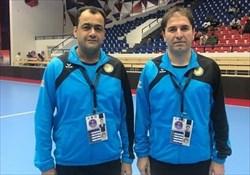 داوران ایرانی فینال را قضاوت می کنند