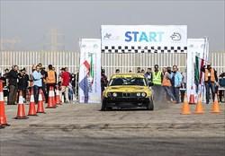 نفرات برتر مسابقات اتومبیلرانی «درگ» جزیره معرفی شدند