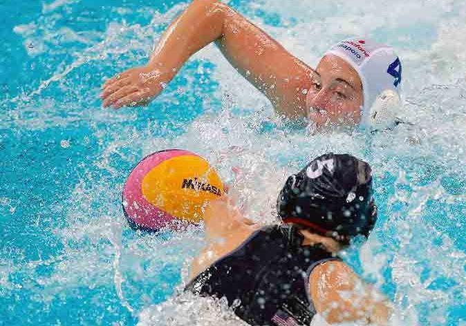مسابقات واترپلو انتخابی المپیک به تعویق افتاد
