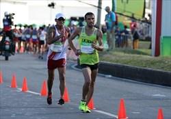 دعوت از 18 ورزشکار برای حضور در مسابقه پیاده روی 20 کیلومتر
