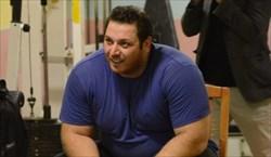 علی حسینی مربی تیم های پایه وزنه برداری شد