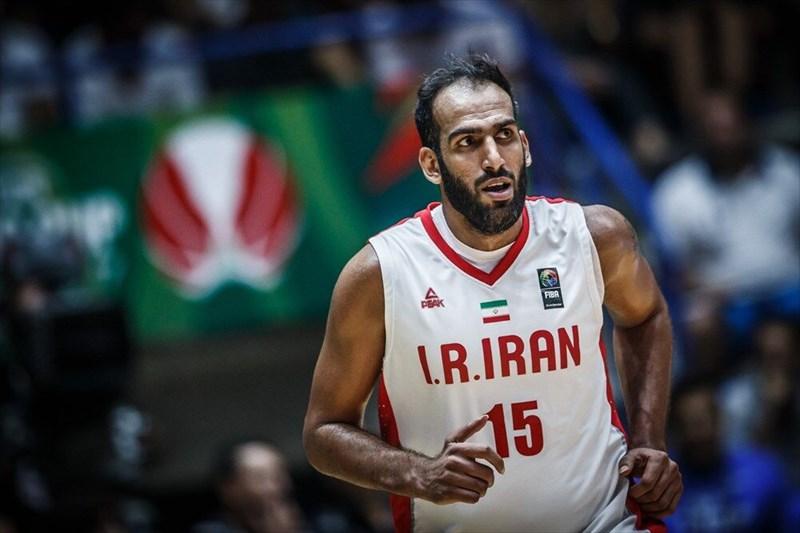 ستاره ایرانی بسکتبال در جمع برترین بازیکنان بینالمللی قاره آسیا