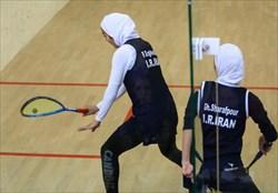 اعلام ترکیب تیم ملی اسکواش مردان و زنان اسکواش