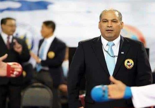 قضاوت سلیمی در آخرین رقابت کسب سهمیه المپیک