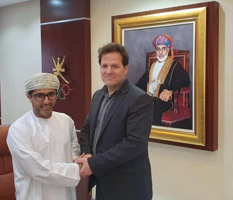 اعلام آمادگی عمان برای همکاری همه جانبه با فدراسیون پزشکی ورزشی ایران