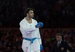 بهمن عسگری نخستین المپیکی کاراته ایران