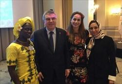 «پناهیزاده» نماینده کمیته توسعه کشتی اتحادیه جهانی شد