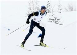قهرمانی صید و بیرامی در لیگ اسکی کوهستان