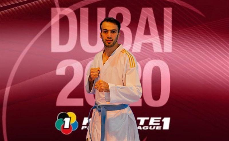 ۶ مدال و یک سهمیه المپیک کاراته کاهای ایران در امارات