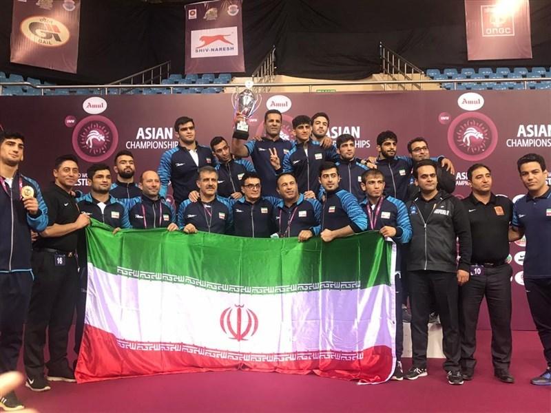 فرنگی کاران ایران با 5 طلا، یک نقره و 3 برنز قهرمان شدند