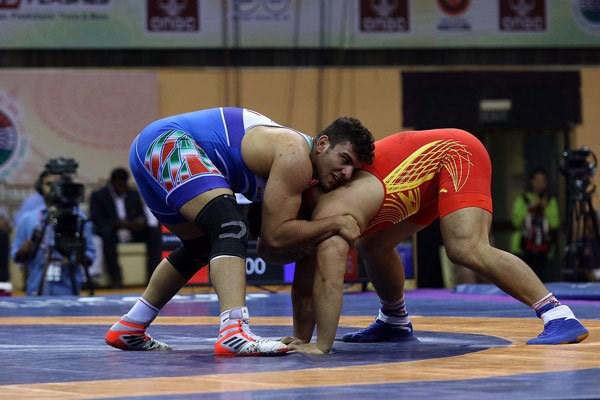 ایران در وزن ۱۲۵ کیلوگرم صاحب سهمیه المپیک شد