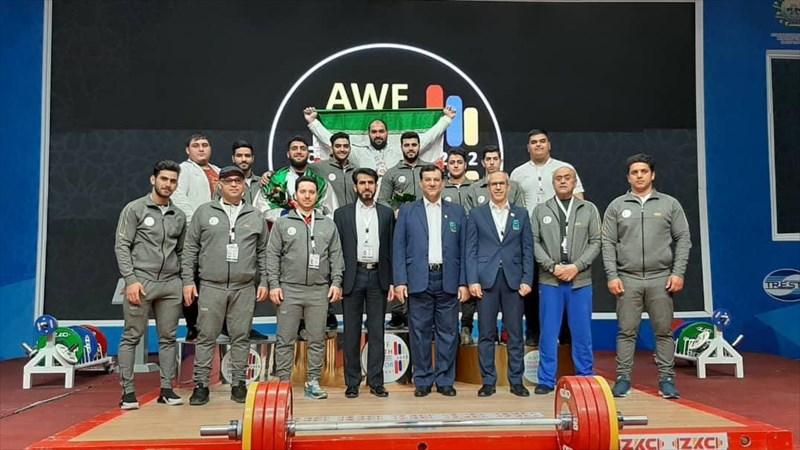 نایب قهرمانی تیم وزنهبرداری جوانان ایران در آسیا/ نوجوانان چهارم شد