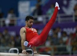 کیخا به مدال نقره جام جهانی ژیمناستیک رسید/ کهنی دوم شد
