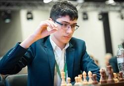 فیروزجا در مسابقات شطرنج پراگ قهرمان شد