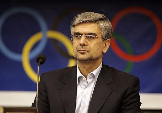 قراخانلو رئیس آکادمی ملی المپیک شد