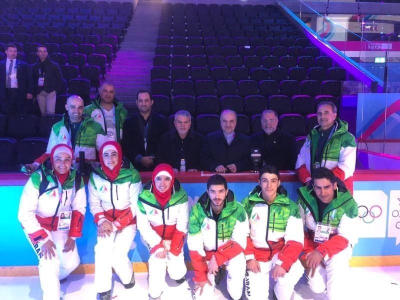 نفی کاروان المپیک زمستانی 2020 جوانان