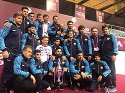 آزادکاران با 2 مدال طلا، 2 نقره و 4 برنز قهرمان شدند