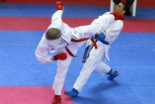 اعلام برنامه لیگ کاراته وان اتریش