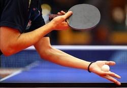 تعویق مسابقات تنیس روی میز قهرمانی جهان