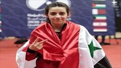 کودک سوری المپیکی شد