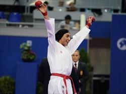پایان کار ایران در لیگ جهانی کاراته با دو طلا/ عباسعلی المپیکی شد