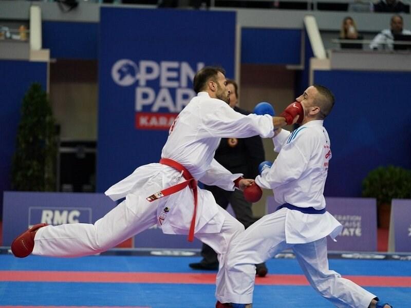 صدرنشینی عسگری و صعود عباسعلی در رنکینگ المپیکی کاراته