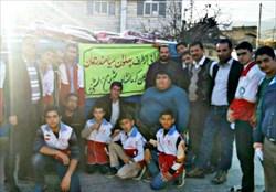 کمک مرحوم سیامند رحمانیکی از برجسته ترین پارالمپین های تاریخ ورزش به زلزله زدگان کرمانشاه