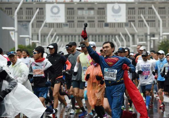رویداد ماراتن توکیو محدود به ورزشکاران برتر
