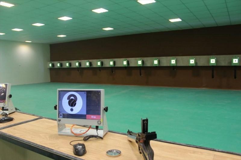 رقابت های تیراندازی آزمایشی المپیک هم لغو شد
