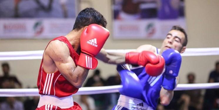 ۵ نماینده ایران در مرحله یک چهارم بوکس انتخابی المپیک