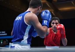 موسوی در جدول شانس مجدد بوکس انتخابی المپیک/ حذف شریفی برابر حریف ازبک