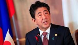 وعده های محکم نخست وزیر ژاپن