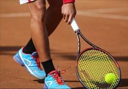 برگزاری جام حذفی تنیس بدون حضور تماشاگران