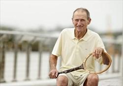 قهرمان تنیس استرالیا درگذشت