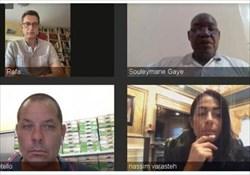 نشست آنلاین فدراسیون جهانی کاراته برای ورزش ایمن