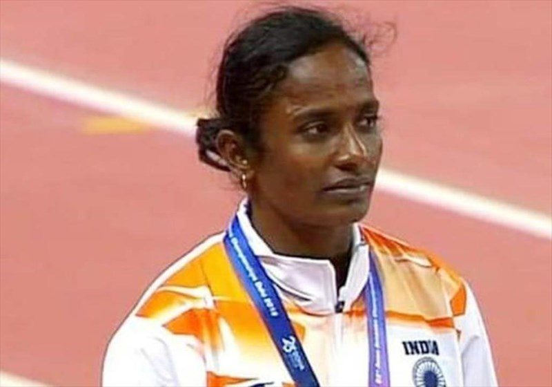 قهرمان 800 متر آسیایی زنان در دام دوپینگ و تحریم