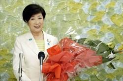 انتخاب مجدد فرماندار المپیکی در توکیو