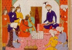 ابوریحان بیرونی و تاریخ شطرنج