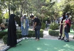 برگزاری دومین دوره مسابقات جام مینی گلف رسانه