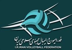 ایران میزبان دو رویداد والیبال جهان در سال ۲۰۲۱ شد